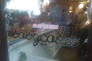 Babycakes vegan bakery in downtown Los Angeles